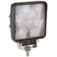 MAXILITE FLOOD LIGHT 5 LED SQUARE 5/15W