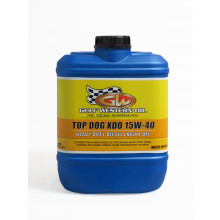 Gulf Western Oil ENGINE OIL TOP DOG XDO 15W40 10L
