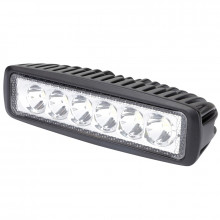 Roadvision LED Work Light Rectangle 18W Spot