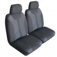 Compass Black Front Seat Covers