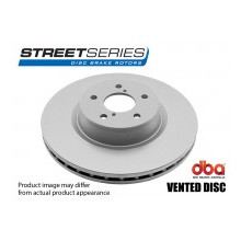 DBA Single Street Series Standard Brake Rotor DBA2107E