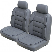 Ilana Sports Rider 30DS Extra Support Seat Covers Charcoal