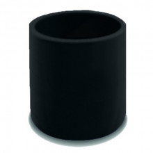 SAAS STR Silicone Hose 76 X 76 X 254mm Black
