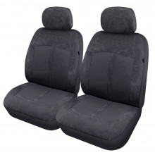 Streetwize Omega 30/50 Charcoal Velour Seat Cover