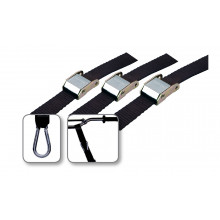 35MM x 1.8M MOTORCYCLE CAMBUCKLE TIE DOWN