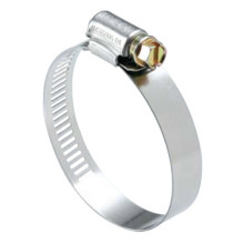 Tridon Part Stainless Perforated Band Clamp 17-38 mm